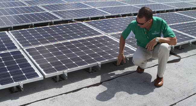 Breakthrough In Solar Panel Manufacture Promises Cheap Energy Within A Decade