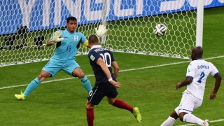 France Beat Honduras As Objective Line Innovation Makes History