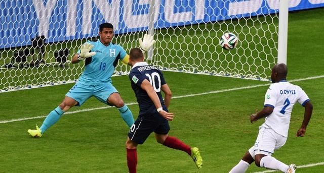 France Beat Honduras As Objective Line Innovation Makes History