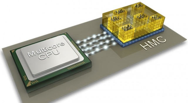 Micron's Progressive Hybrid Memory Cube Tech Is 15 Times Quicker Than Today's RAM