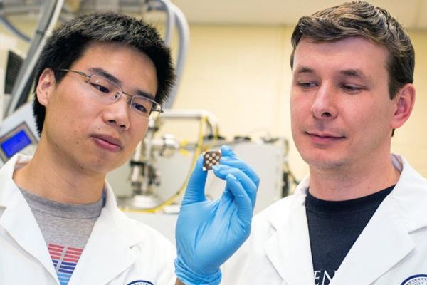 New Nano-Particle Makes Solar Cells Cheaper