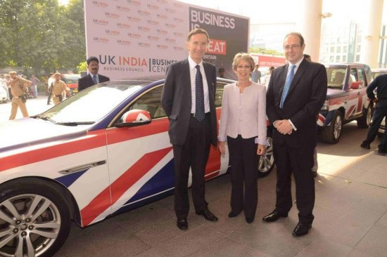 UK India Business Council opens Business Center in Bangalore