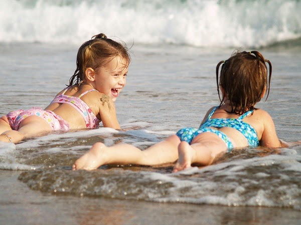 Wellbeing Precautions for Kids Playing Beach Games in Summer