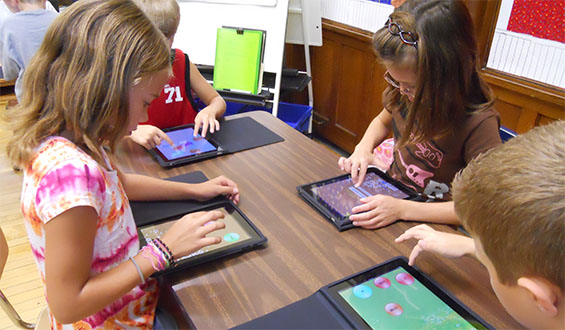 Innovation In The 2014 Classroom