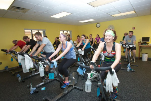 Wellness Pointe Class Puts Different Take On Cycling Class