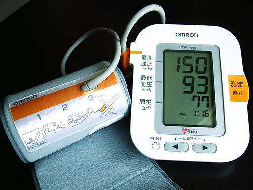 The Signs Of High Blood Pressure
