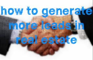 generate seller leads