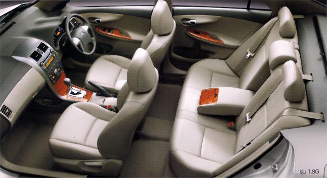 Toyota Corolla Altis vs Honda Civic