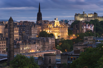 Exploring The Heart Of Scotland