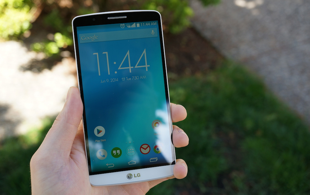 LG G3 Design and Display: Best In The Smartphone Market