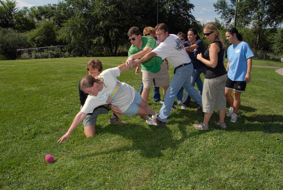 Team Problem Solving Activities Which Are Fun and Highly Valuable