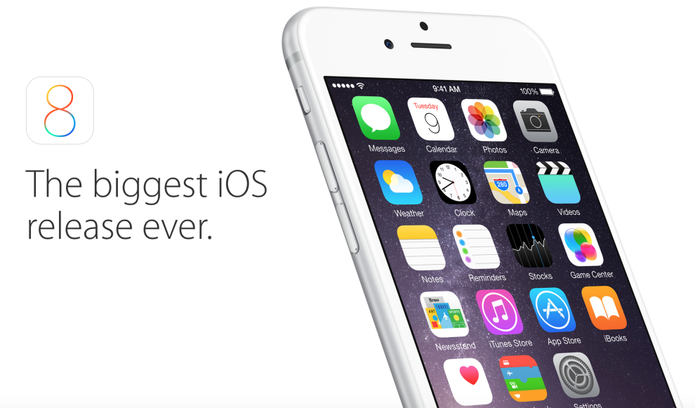 The New iOS 8 For Apple iPhone and iPad: Overview
