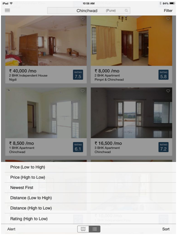 Housing.com Mobile App For Investment Purposes