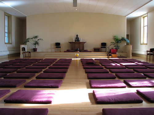Building Your Own Meditation Room