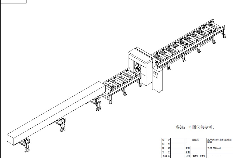 Great For Orbital Wrapper Packaging Lines