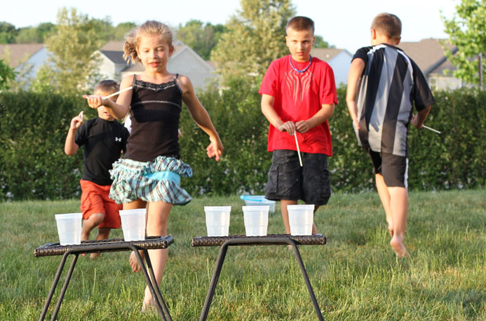 Outdoor Games For Children
