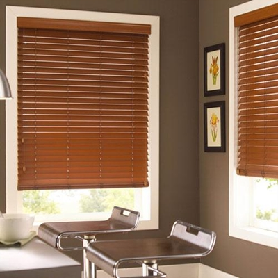 Your Home Is Incomplete Without Deluxe Wood Blinds