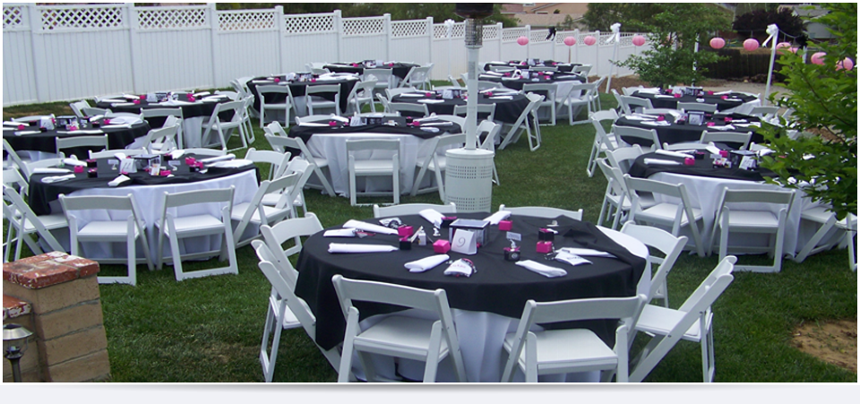 Events That Benefit From Renting Party Equipment
