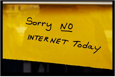 What Might Happen If The Internet Shut Down?