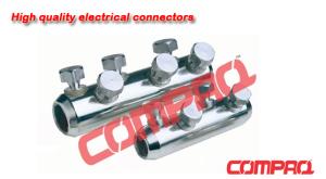 Mechanical connectors