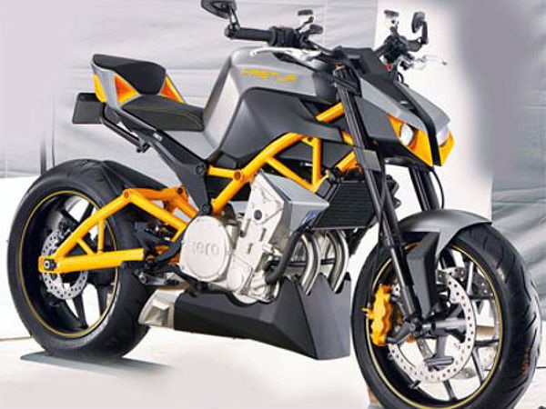 The KTM Adventure 1198 R – A Dual Sport Superbike