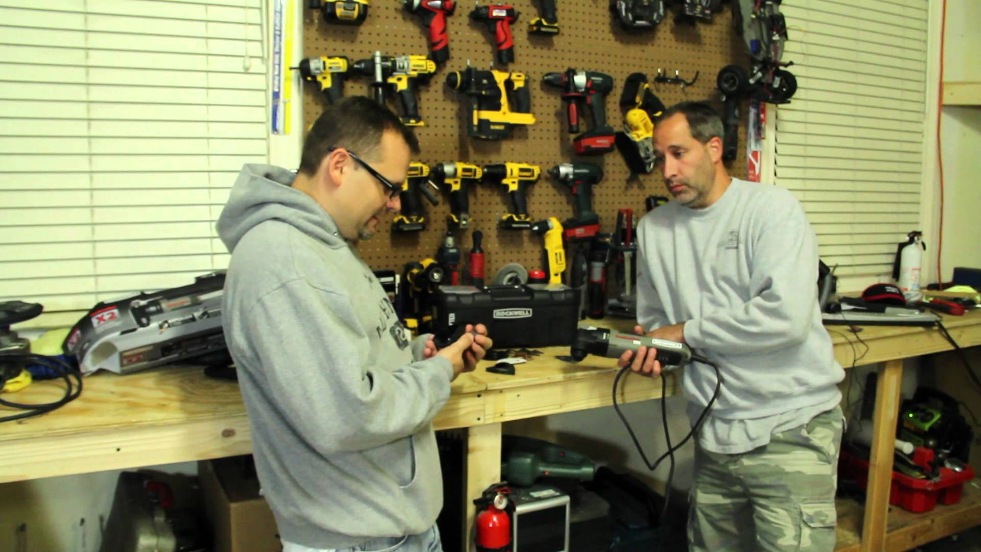 What To Look For When Purchasing An Oscillating Tool