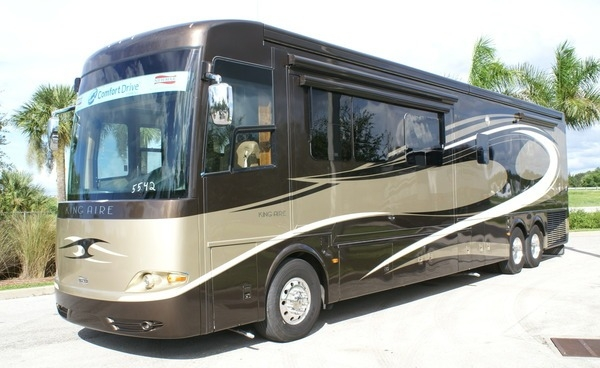 Buying Used Motorhome? Rope In A Dealer To Steal A Winning Deal