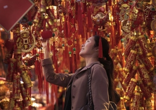 Chinese New Year 2015 High Ups