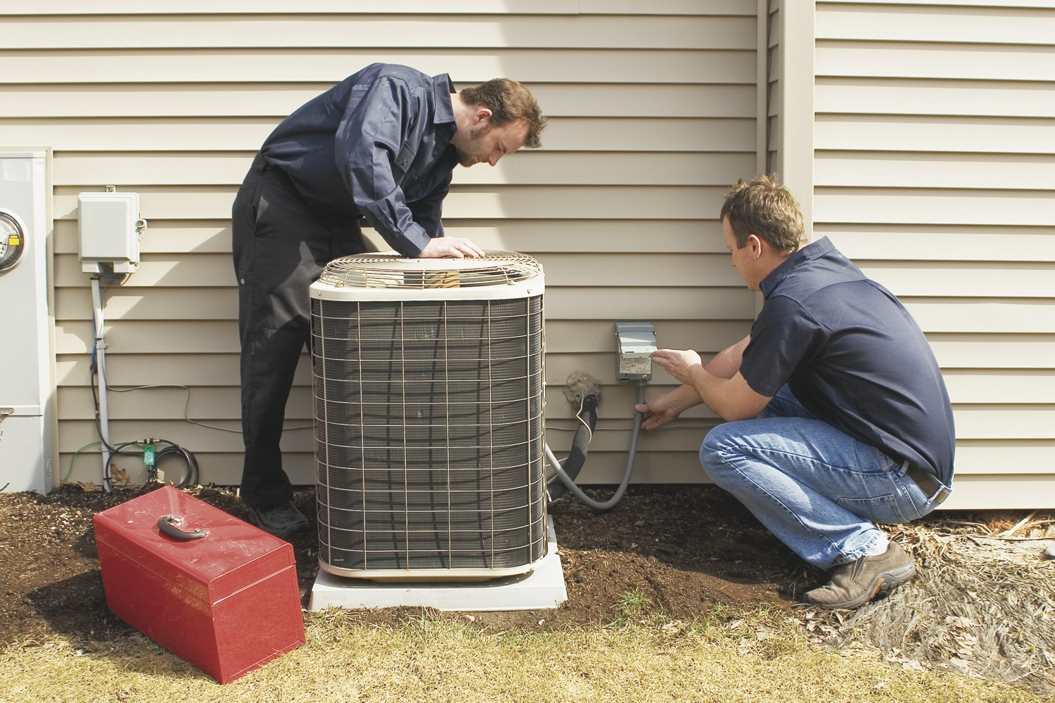 Searching For An HVAC Contractor? Here's What You Need To Know