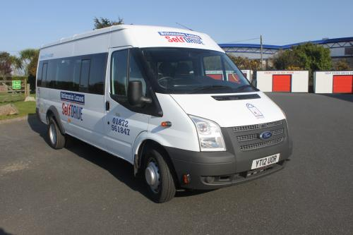 Minibus Travel Makes Special Times More So