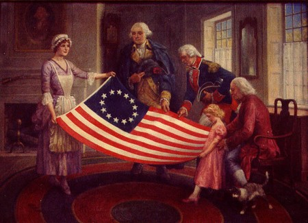 A Short History Of The US Flag