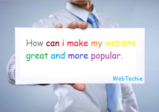Why A Great Website Matters