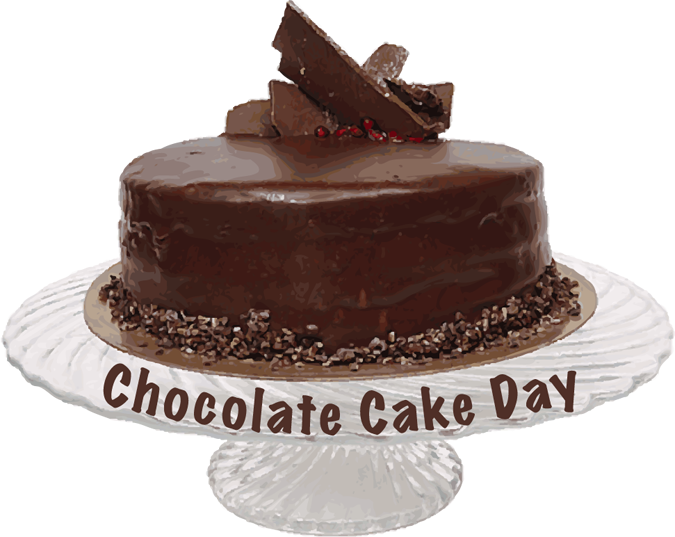 5 Reasons To Celebrate National Chocolate Cake Day