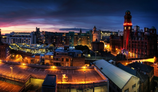 Manchester Is Leading The Northern Property Boom