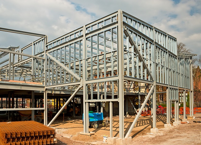 Be Familiar With Uses & Types Of Structural Steel Beams