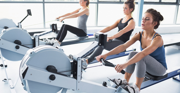 How To Use A Rowing Machine At The Gym