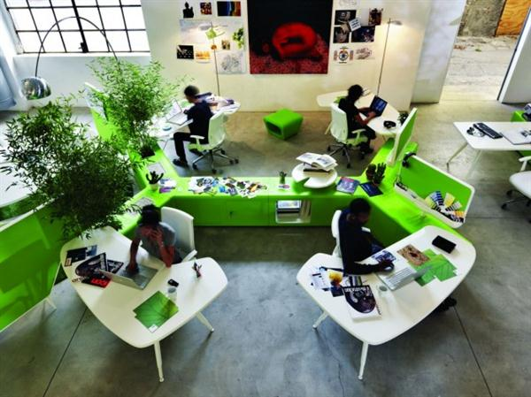 Everyone Loves An Eco-Friendly Workplace