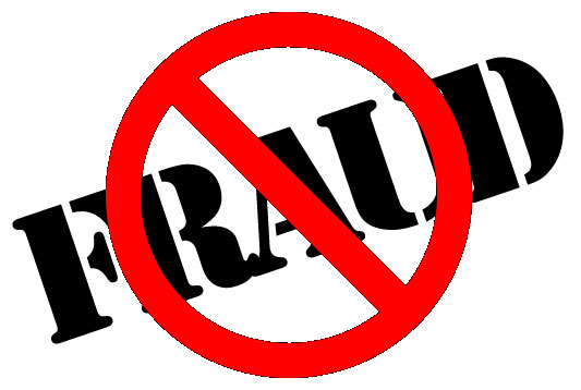 Traditional Fraud Is Still Taking Place