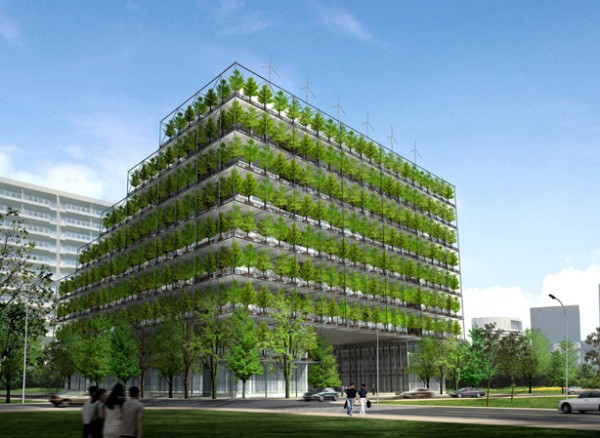 Ways To Embrace Green Architecture