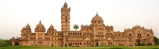 The Grandness Of Lakshmi Vilas Palace Of Vadodara, The Kala Nagri