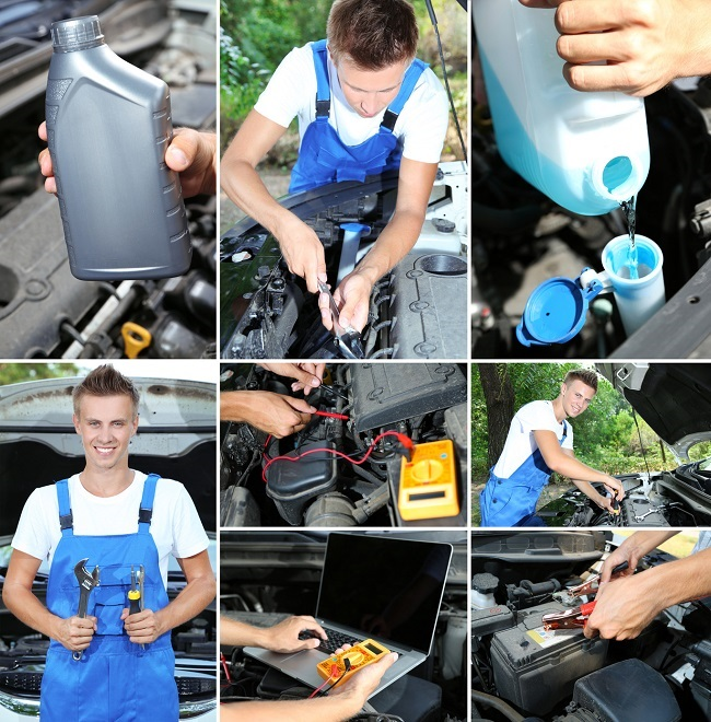 What Are The Main Work Of An Efficient Mechanic?