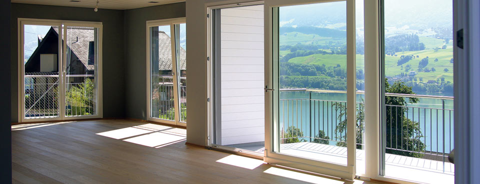Best Interiors With PVC Windows And Doors