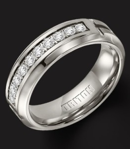 Why Tungsten Wedding Bands Are Preferred These Days?