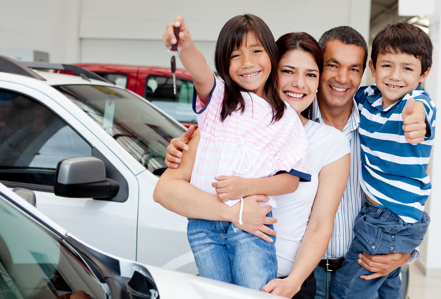 How To Buy A Family-friendly Automobile