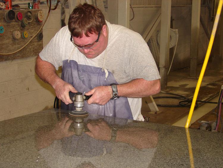 Polish A Granite Countertop In 5 Easy Steps