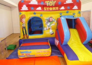 Top 5 Big Inflatable Bouncy Slide From Tobbox