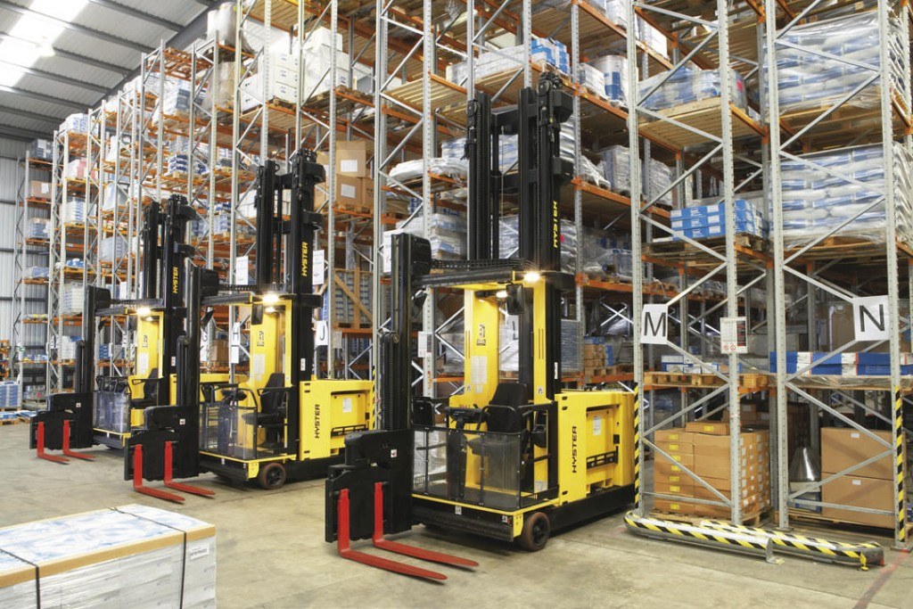 The Most Important Aspects Of A Used Forklift Truck