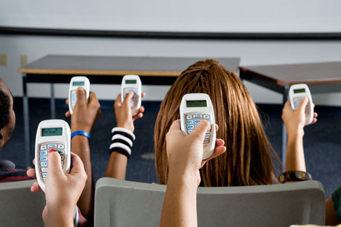 How Audience Response Systems Benefit Education