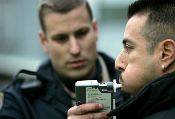 Can I Be Judged Guilty Of A DUI For Refusing A Breathalyzer Test?