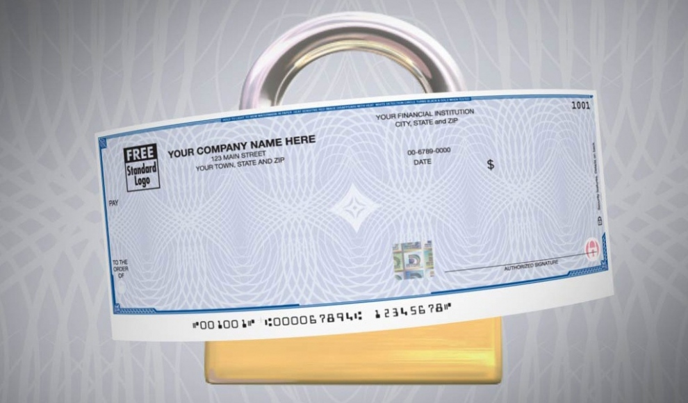 Check Fraud Prevention With High Security Checks